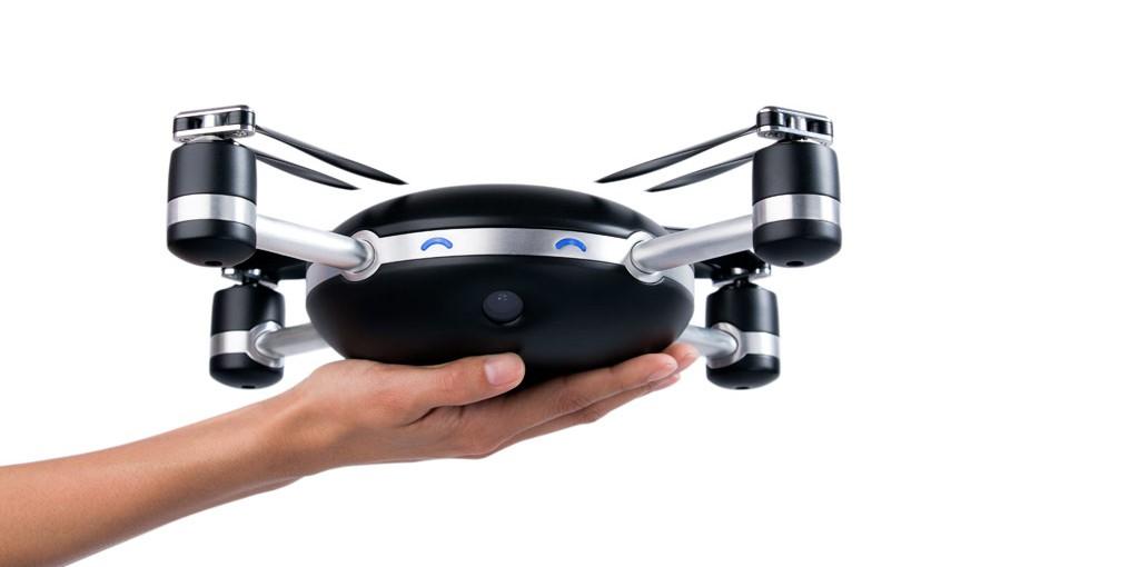 Rider : adoptez un drone LILY