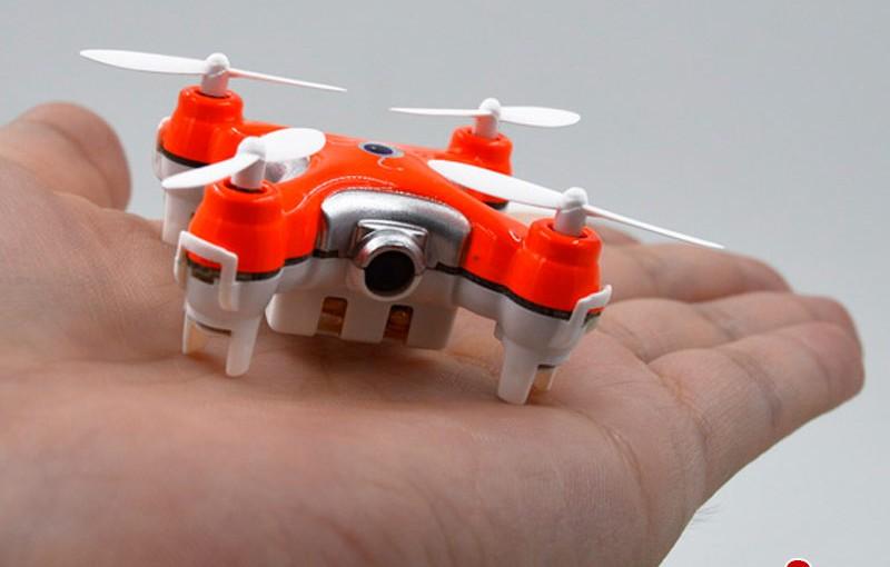 CX-10 Camera : Le plus petit drone du monde avec camera embarqué