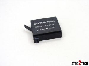 gopro 4 batterie