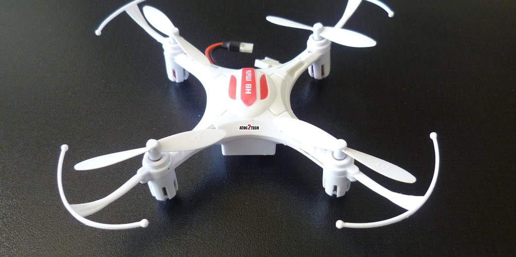 H8 Mini : test du dernier drone Eachine