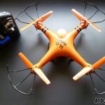 drone h2o aviax