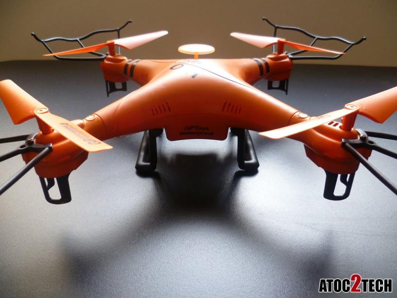 Drone H2O