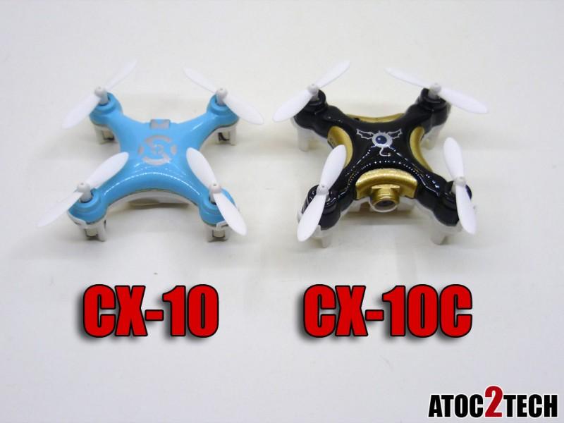 drone cx10 vs cx10C