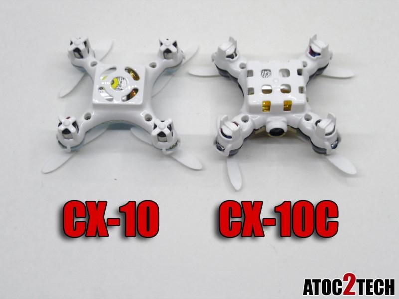 cx-10 vs cx-10C