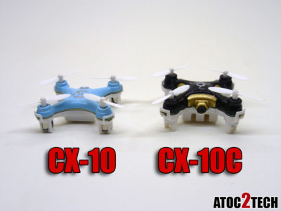 cx-10 contre vs cx-10C