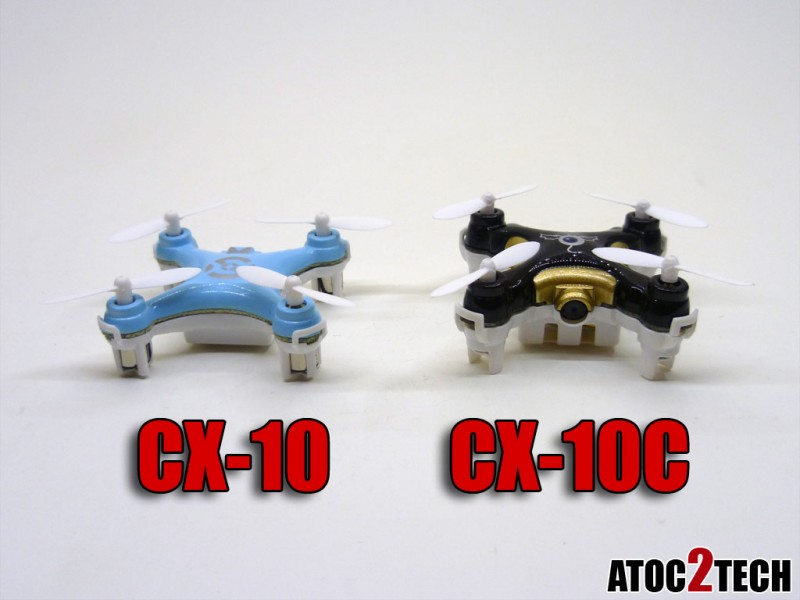 cx-10 contre vs cx-10C