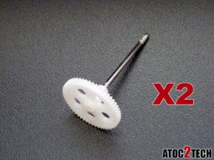 syma x5c axe moteur