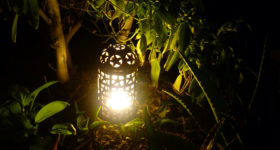 Lampe led camping puissante