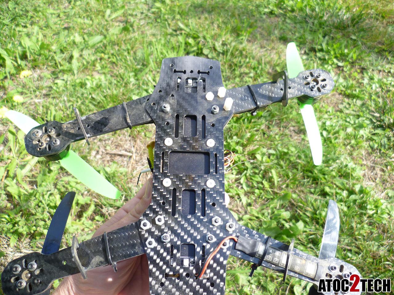 Acheter drone x5sw drone yuneec mantis q test