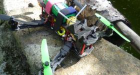 drone de course racer