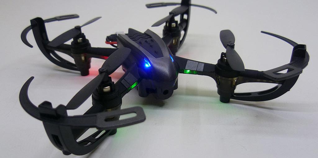 i Drone i4W Wifi : test