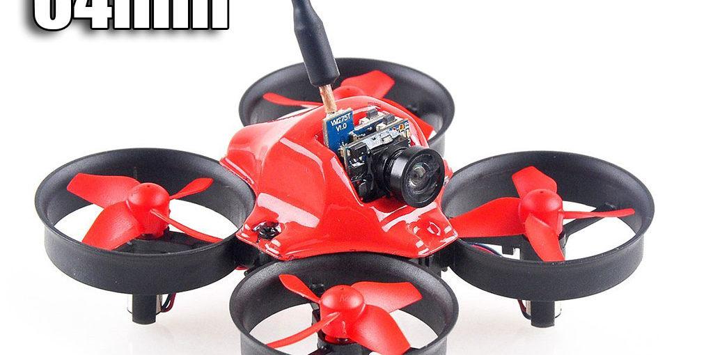 Promo – 18% : MICRO drone FPV racer de 64mm
