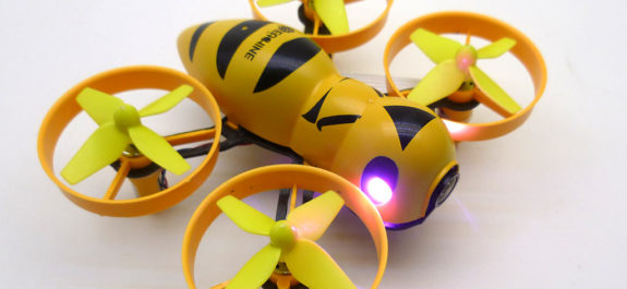 eachine Fatbee drone racer