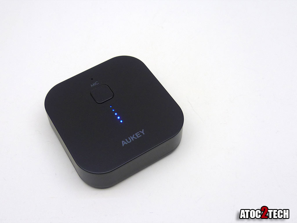 r cepteur audio bluetooth aukey test. Black Bedroom Furniture Sets. Home Design Ideas