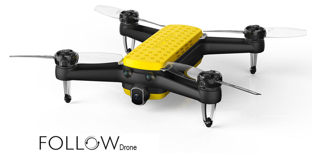 CES 2017 : Follow Drone