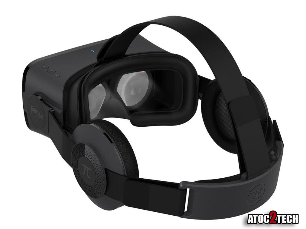 pimax 4K casque realité virtuelle