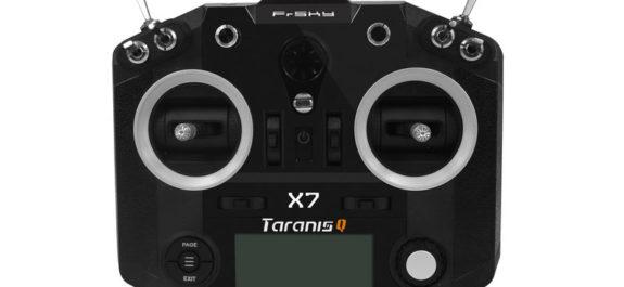 Taranis Q X7 Frsky