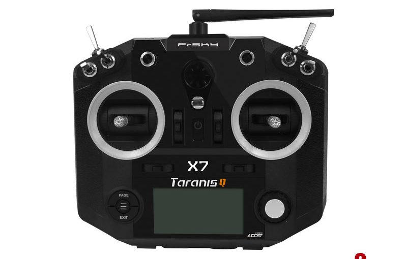 Taranis Q X7 : nouveauté