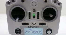 Taranis Q X7 debuter