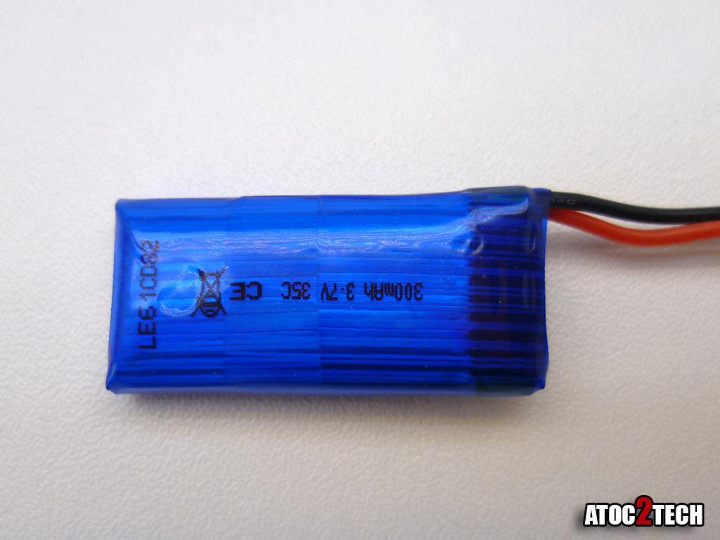 warlark 80 batterie