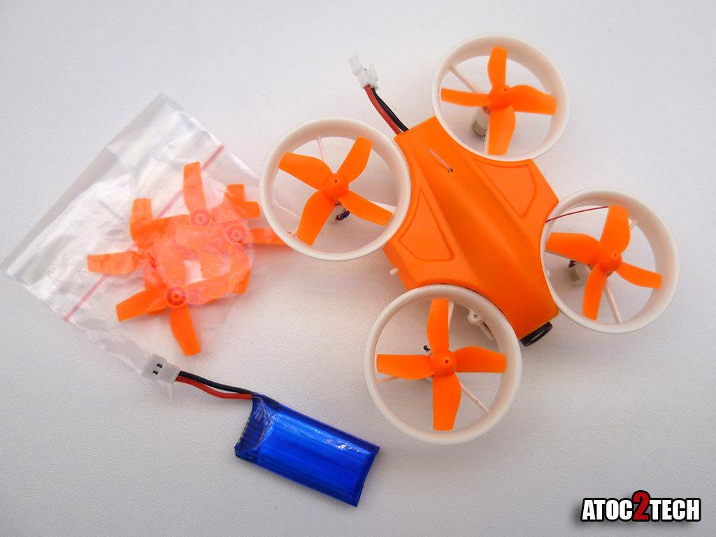 Warlark 80 drone fpv