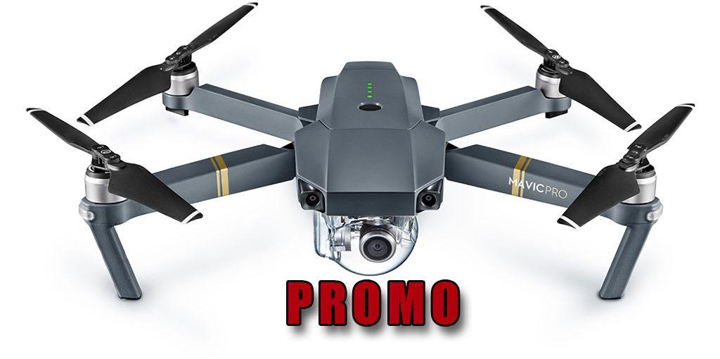 Promo DJI Mavic Pro Combo !