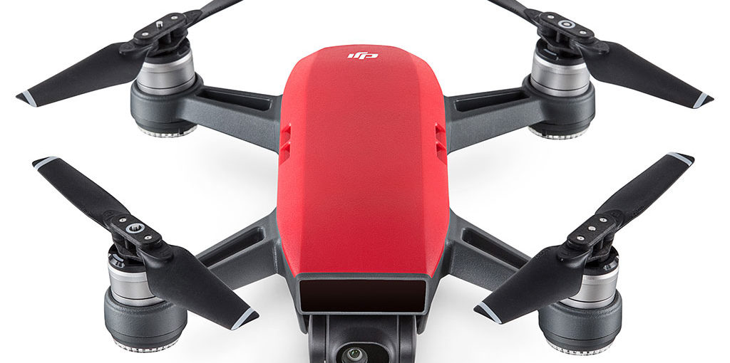 DJI se lance dans le mini drone selfie DJI Spark