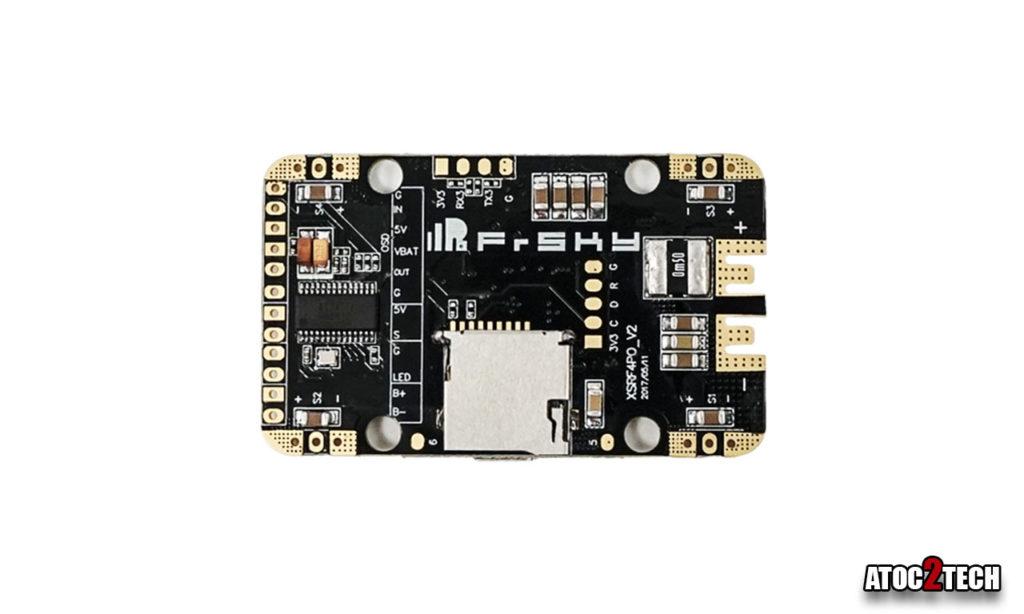 xsrf4po module frsky