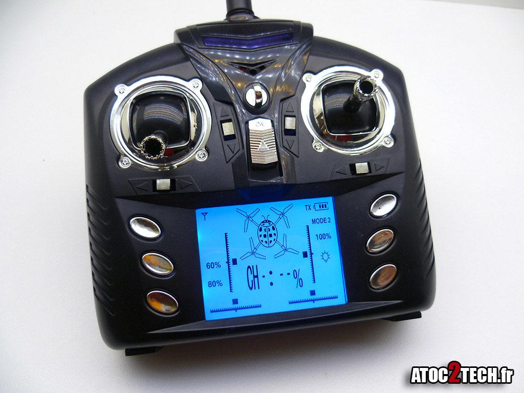 Q353 radiocommande
