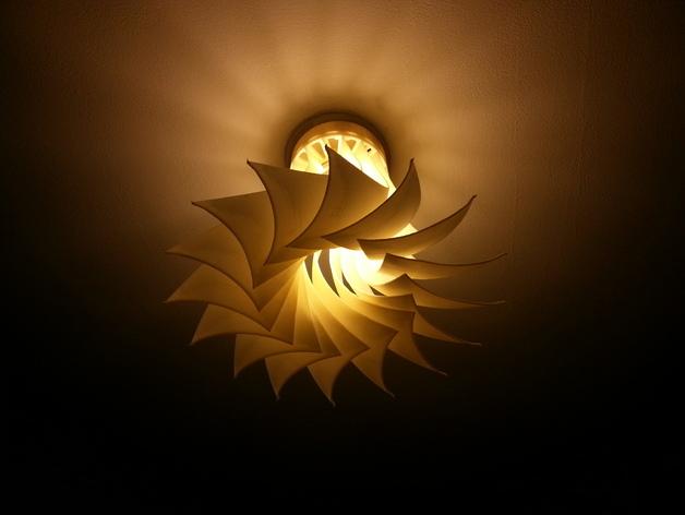 impression 3D luminaire