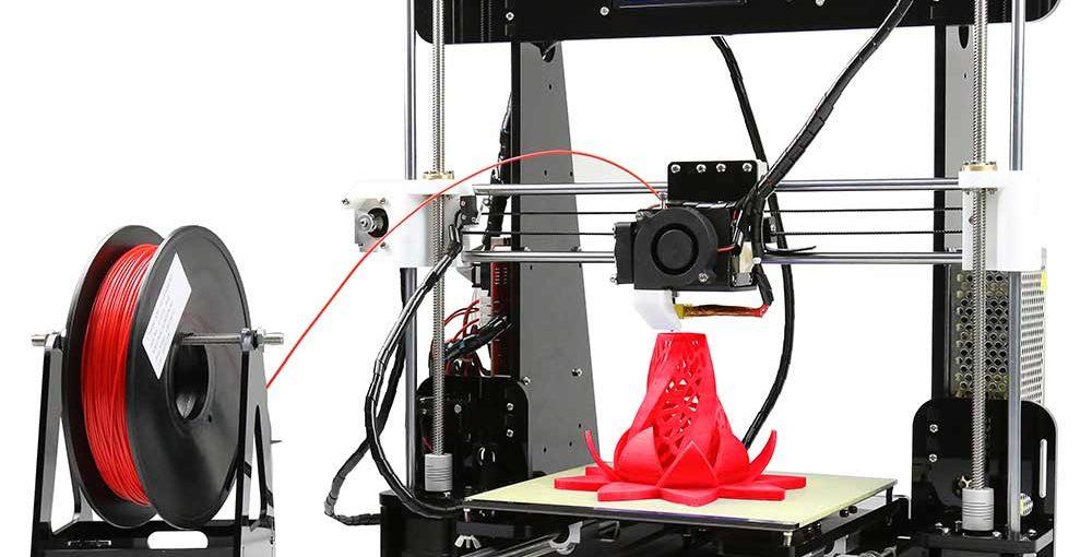 Envie de vous mettre à l'impression 3D ? ANET A8 à 132€