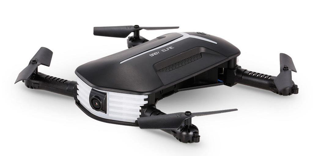 JJRC H37 : drone selfie V2 avec caméra 720P
