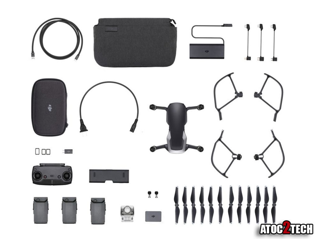 Pack DJI Mavic Air pack