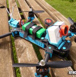 Drone mana 285 test