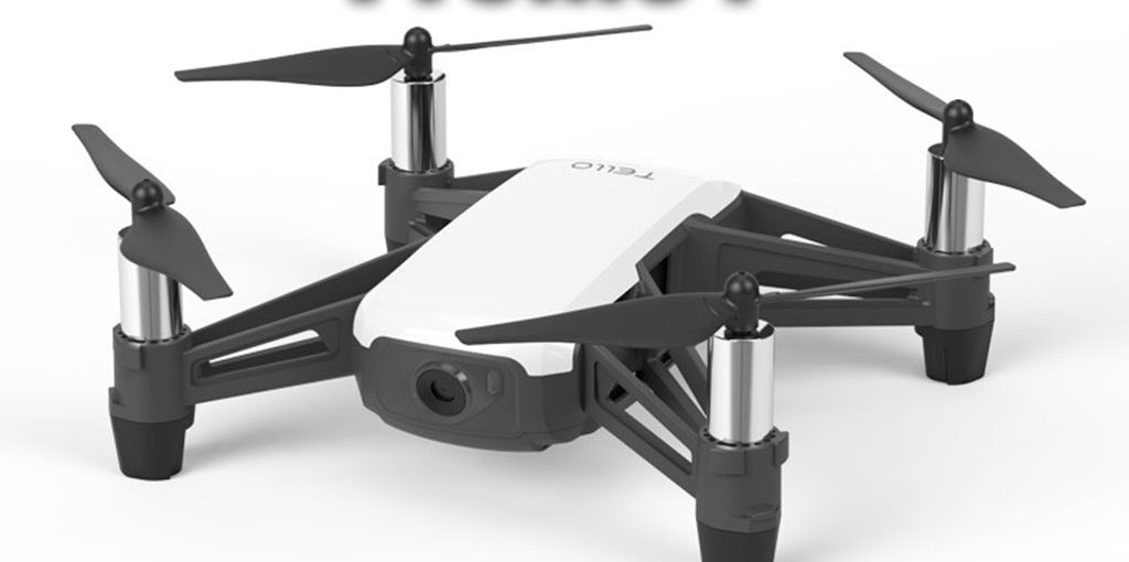 Bonne affaire : le DJI Ryze Tello RC Drone à 80€ !