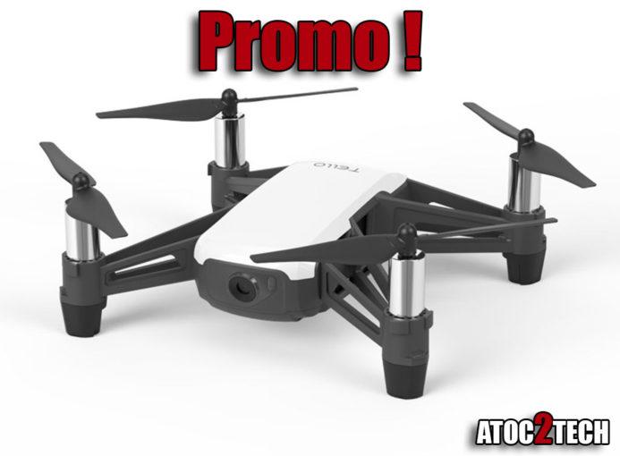 Ryze Tello Promo DJI