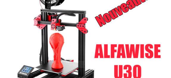 Alfawise U30 imprimante 3D