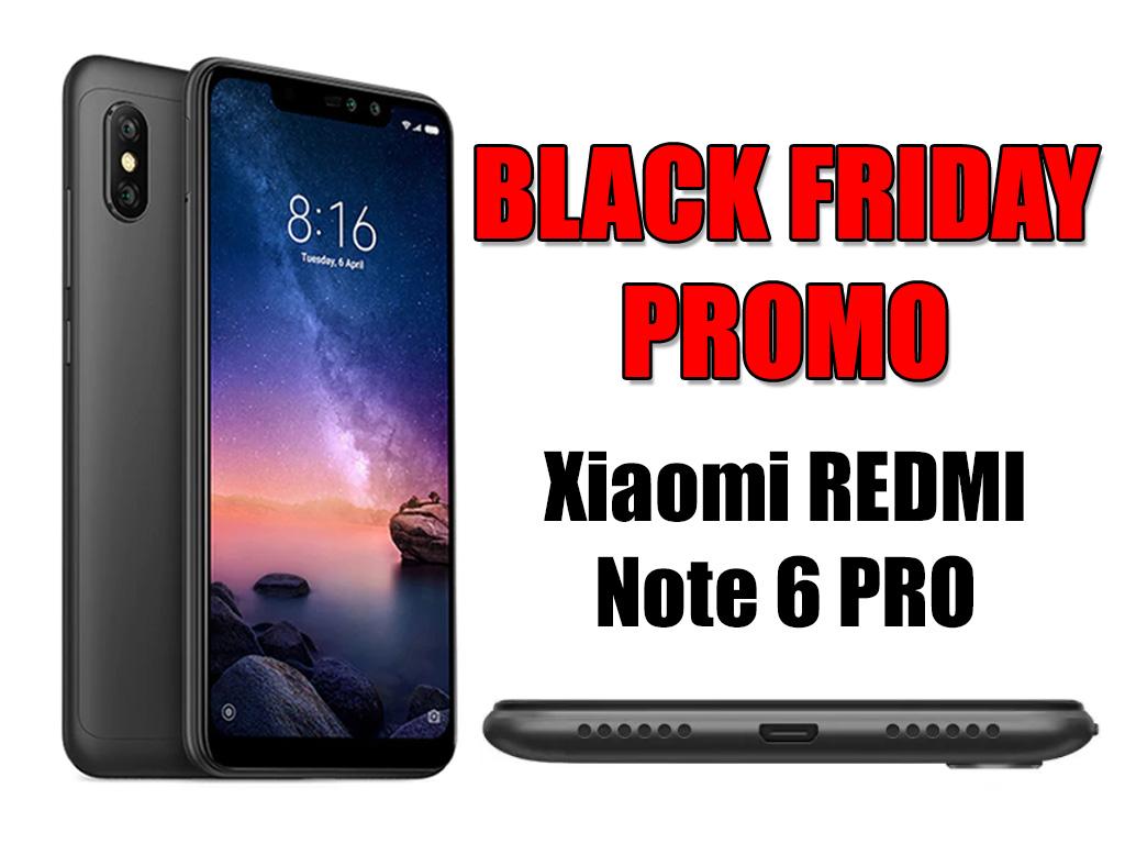 Black Friday Xiaomi Redmi Note 6 Pro A 156 Atoc2tech