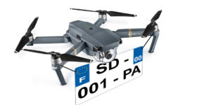 drone 800 grammes immatriculations obligatoire