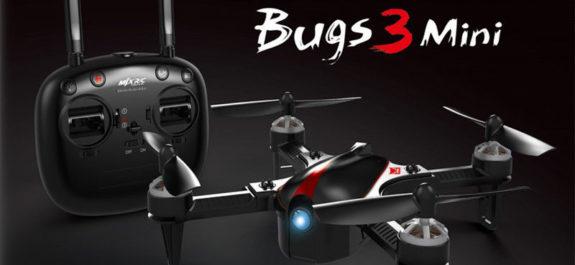 MINI DRONE PROMO MJX BUGS 3