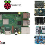 raspberry pi 3 b plus comparatif orange pi rock64