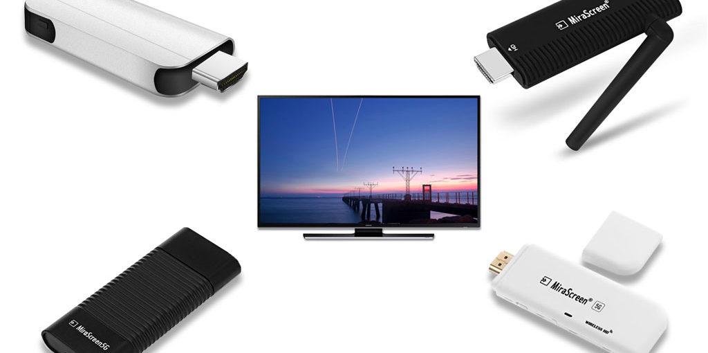 Clé USB Mirascreen : afficher l'écran de son Smartphone sur la TV