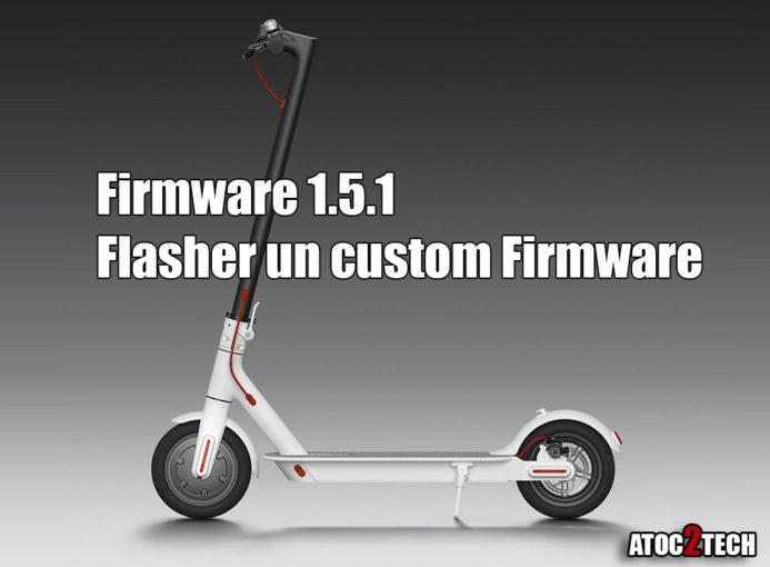 m365 1.5.1 flash custom firmware